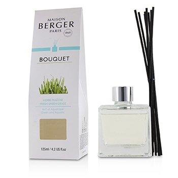 Купить Cube Ароматический Диффузор - Fresh Green Grass 125ml/4.2oz, Lampe Berger (Maison Berger Paris)