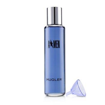 A*Men Eau De Toilette Refill Bottle (Unboxed) 100ml/3.4oz, Thierry Mugler (Mugler)  - Купить