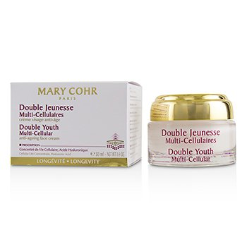 Mary CohrDouble Youth Multi Cellular Anti Ageing Face Cream 50ml 1.4oz