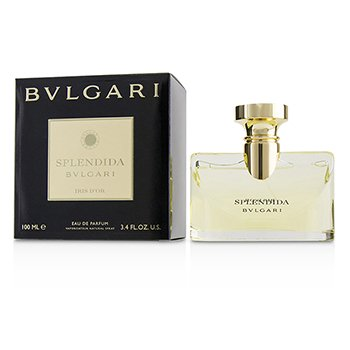 BvlgariSplendida Iris d'Or Eau De Parfum Spray 100ml 3.4oz