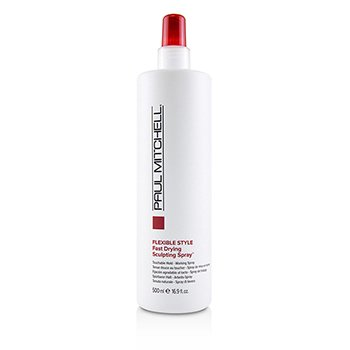 Купить Flexible Style Fast Drying Sculpting Spray (Touchable Hold - Working Spray) 500ml/16.9oz, Paul Mitchell
