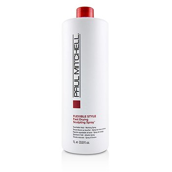 Купить Flexible Style Fast Drying Sculpting Spray (Touchable Hold - Working Spray) 1000ml/33.8oz, Paul Mitchell