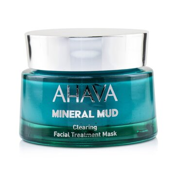 Mineral Mud Clearing Facial Treatment Mask Ahava Mineral Mud Clearing Facial Treatment Mask 50ml/1.7oz