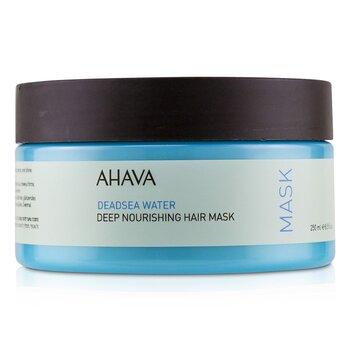 Image of Ahava Deadsea Water Deep Nourishing Hair Mask 250ml/8.5oz