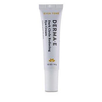 Even Tone Dark Circle Reducing Eye Cream (Unboxed)