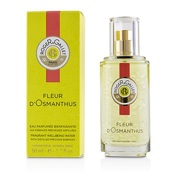 Fleur d'Osmanthus Fragrant Water Spray Roger & Gallet Fleur d'Osmanthus Fragrant Water Spray 50ml/1.7oz