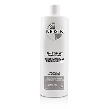 Купить Density System 1 Scalp Therapy Conditioner (Natural Hair, Light Thinning) 1000ml/33.8oz, Nioxin