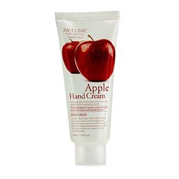 Hand Cream - Apple (Unboxed) 3W Clinic Hand Cream - Apple (Unboxed) 100ml/3.38oz
