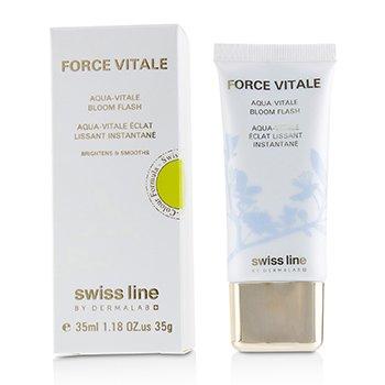 Force Vitale Aqua-Vitale Bloom Flash Праймер 35ml/1.18oz фото