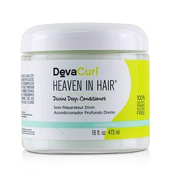 Купить Heaven In Hair (Divine Deep Conditioner - For All Curl Types) 473ml/16oz, DevaCurl