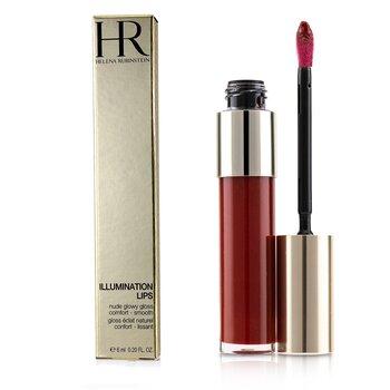 Купить Illumination Lips Nude Сияющий Блеск для Губ - # 06 Scarlet Nude 6ml/0.2oz, Helena Rubinstein