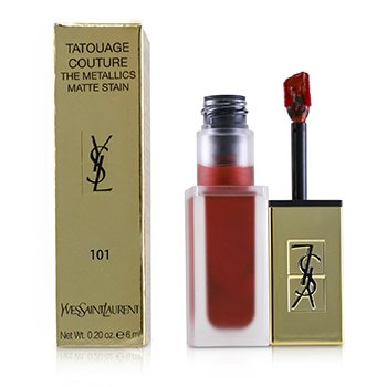Tatouage Couture The Metallics - # 101 Chrome Red Clash 6ml/0.2oz фото