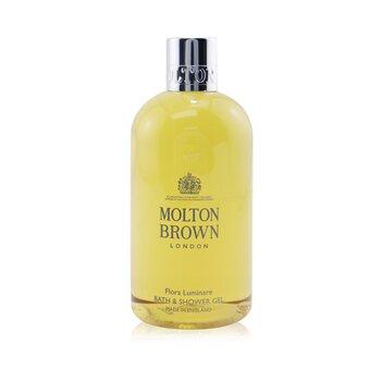 Купить Flora Luminare Bath & Shower Gel 300ml/10oz, Molton Brown