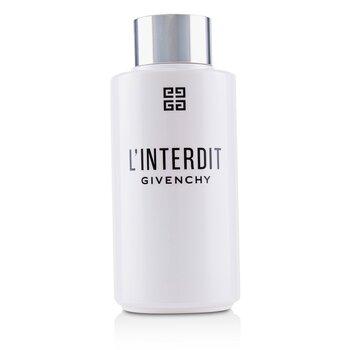 Givenchy L'Interdit Bath & Shower Oil 200ml/6.7oz