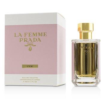 Купить La Femme L'Eau Eau De Toilette Spray 50ml/1.7oz, Prada