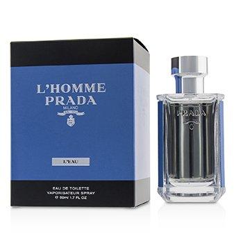 Купить L'Homme L'Eau Eau De Toilette Spray 50ml/1.7oz, Prada