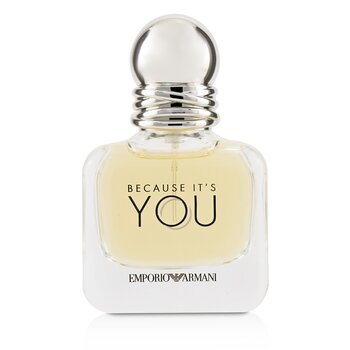 Giorgio Armani Emporio Armani Because It's You Eau De Parfum Spray 30ml/1oz