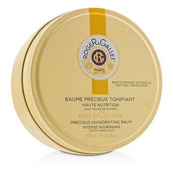 Roger & Gallet Bois D'Orange Precious Invigorating Body Balm 200ml/6.6oz