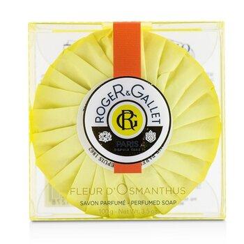 Roger & Gallet Fleur d' Osmanthus Perfumed Soap  100g/3.5oz