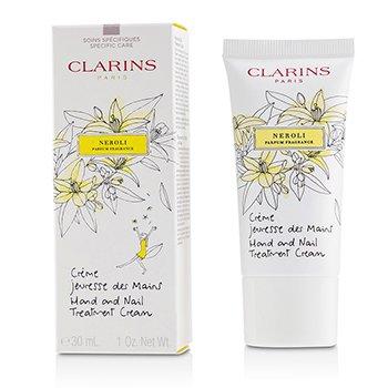 Hand & Nail Treatment Cream - Neroli Clarins Hand & Nail Treatment Cream - Neroli 30ml/1oz