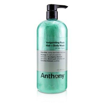 Купить Бодрящее Средство для Мытья Волос и Тела (для Всех Типов Кожи) 946ml/32oz, Anthony