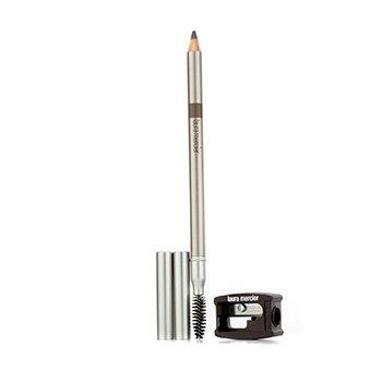 Eye Brow Pencil With Groomer Brush - # Ash Blonde (Unboxed) Laura Mercier Eye Brow Pencil With Groomer Brush - # Ash Blonde (Unboxed) 1.17g/0.04oz