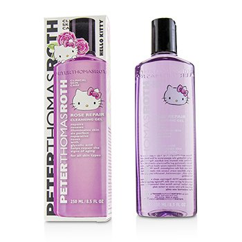 PETER THOMAS ROTH | Peter Thomas Roth Rose Repair Cleansing Gel (Hello Kitty Limited Edition) 250ml/8.5oz | Goxip