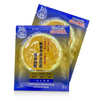 Dr. Morita Gold Essence Moisturizing Gel Facial Mask 5pcs