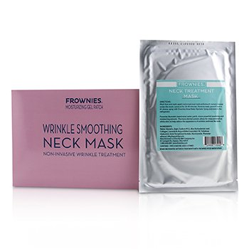 FROWNIES | Frownies Wrinkle Smoothing Neck Mask - Moisturizing Gel Patch 1sheet | Goxip