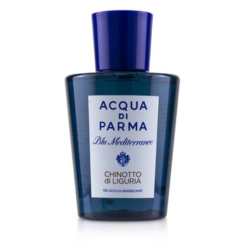 Blu Mediterraneo Chinotto Di Liguria Refreshing Shower Gel Acqua Di Parma Blu Mediterraneo Chinotto Di Liguria Refreshing Shower Gel 200ml/6.7oz