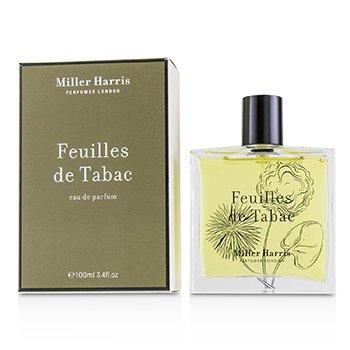Купить Feuilles De Tabac Парфюмированная Вода Спрей 100ml/3.4oz, Miller Harris