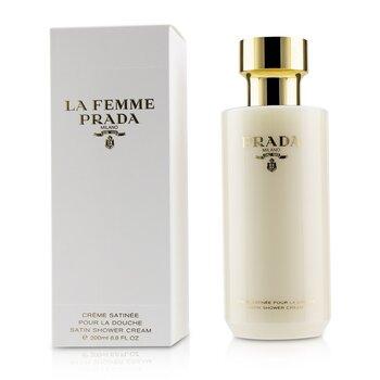 Купить La Femme Атласный Крем для Душа 200ml/6.8oz, Prada