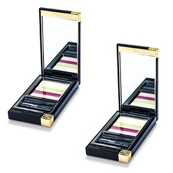 Graphic Color Eyeshadow Quad Duo Pack - No. 05 Charming Pink Estee Lauder Graphic Color Eyeshadow Quad Duo Pack - No. 05 Charming Pink 2x8.5g/0.029oz
