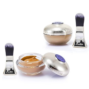 Orchidee Imperiale Cream Foundation Brightening Perfection SPF 25 Duo Pack - # 04 Beige Moyen Guerlain Orchidee Imperiale Cream Foundation Brightening Perfectio