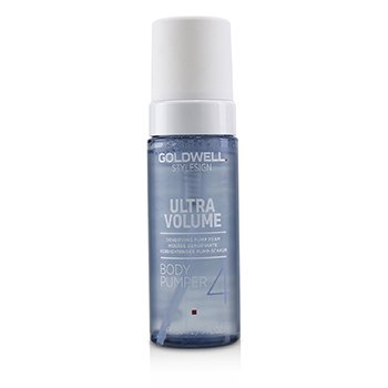 Купить Style Sign Ultra Volume Body Pumper 4 Пенка для Укладки Волос 150ml/5oz, Goldwell