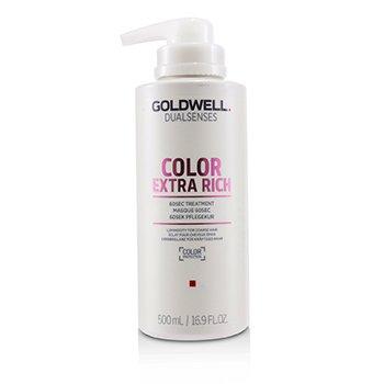 Купить Dual Senses Color Extra Rich 60сек Средство для Волос (Сияние для Жестких Волос) 500ml/16.9oz, Goldwell