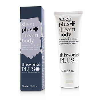 Купить Sleep Plus Dream Ночной Крем для Тела 75ml/2.5oz, This Works