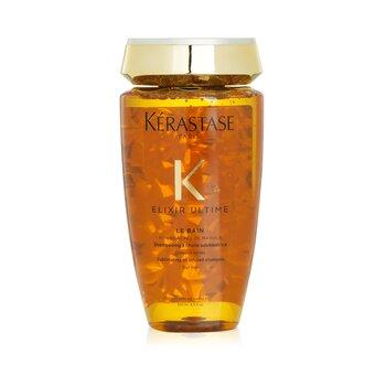 Купить Elixir Ultime Le Bain Шампунь на Основе Масел (для Тусклых Волос) 250ml/8.5oz, Kerastase