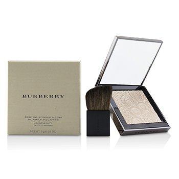 BurberryRunway Palette  No. 02 Nude Gold 5g 0.1oz