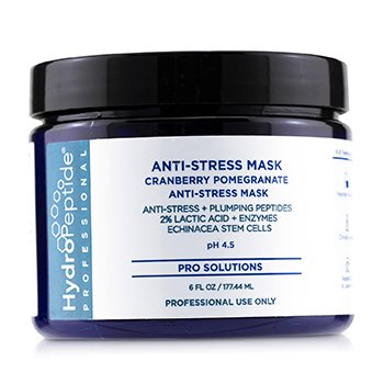 HydroPeptideAnti Stress Mask With Cranberry Pomegranate  177ml 6oz