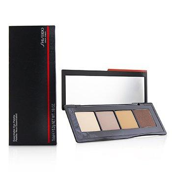 Купить Essentialist Набор для Глаз - # 01 Miyuki Street Nudes 5.2g/0.18oz, Shiseido