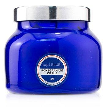 Купить Blue Jar Свеча - Pomegranate Citrus 226g/8oz, Capri Blue