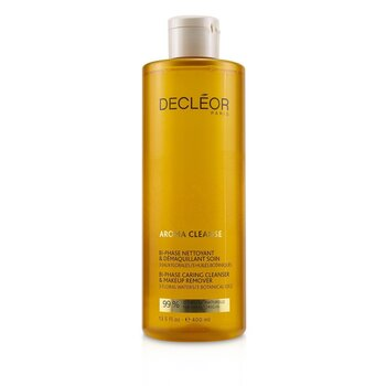 Купить Aroma Cleanse Двухфазное Ухаживающее Очищающее Средство для Снятия Макияжа (Салонный Размер) 400ml/13.5oz, Decleor
