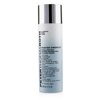 Купить Water Drench Гиалуроновая Микропенящаяся Маска 120ml/4oz, Peter Thomas Roth