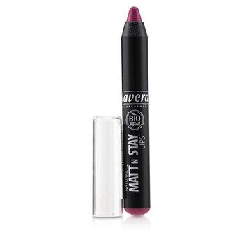 Купить Natural Matt' N Stay Карандаш для Губ - # 05 Matt'n Pink 3.1g/0.11oz, Lavera