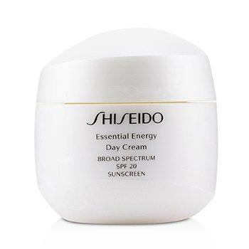 Купить Essential Energy Дневной Крем SPF 20 50ml/1.7oz, Shiseido