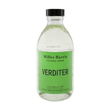 Купить Диффузор Запасной Блок - Verditer 250ml/8.5oz, Miller Harris