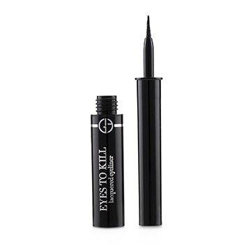 Купить Eyes To Kill Лаковая Подводка для Глаз - # 1 Onyx 1.4ml/0.04oz, Giorgio Armani