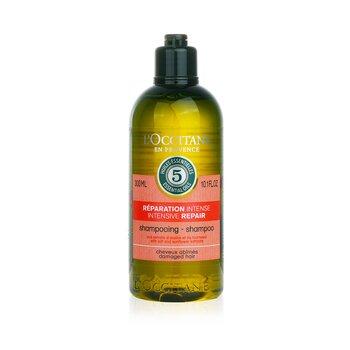 Купить Aromachologie Интенсивный Восстанавливающий Шампунь (для Поврежденных Волос) 300ml/10.1oz, L'Occitane