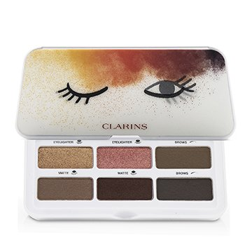ClarinsReady In A Flash Eyes Brows Palette  7.6g 0.2oz